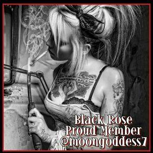 Black Rose Proud Member